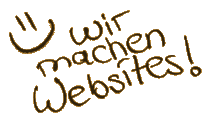 Wir machen Websites