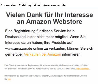 amazon-webstore-wird-eingestellt